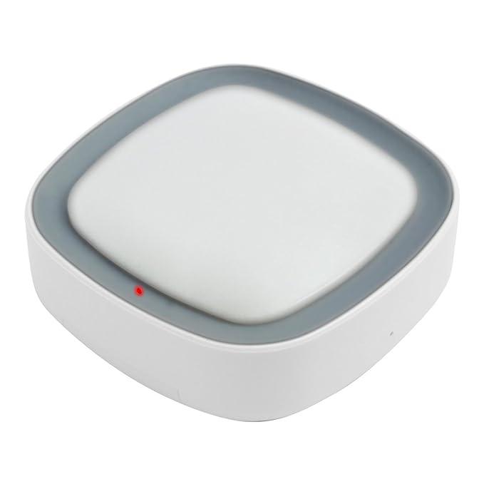 Domotify Sensor de Movimiento - Detector de movimiento (Accesorio de domótica inalámbrica e inteligente), color blanco: Amazon.es: Bricolaje y herramientas