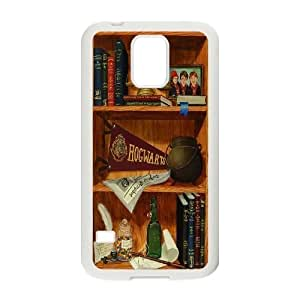 bookshelf style Design Top Quality DIY Hard Case Cover for SamSung Galaxy S5 I9600, bookshelf style Galaxy S5 I9600 Phone Case