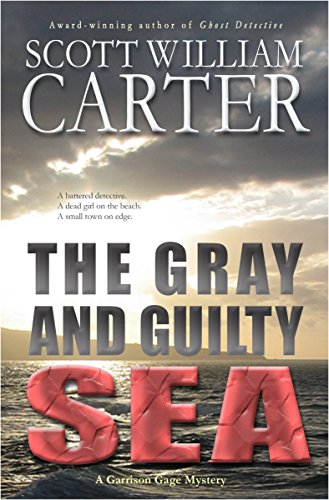Favourite series: Garrison Gage Mysteries by Scott William Carter