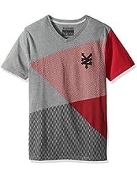 Men's Short Sleeve V-Neck Shirt