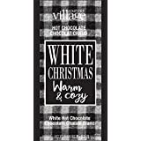 Gourmet du Village Hot Chocolate Mini, White Christmas Warm & Cozy, 35g