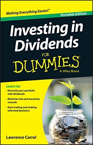 Investing In Dividends For Dummies by Lawrence Carrel (2015-10-26)