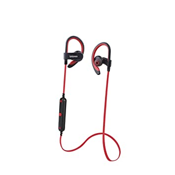 UKCOCO Auriculares Bluetooth Wireless Sport Headset HD Stereo Auriculares con cancelación de ruido para iPhone Android