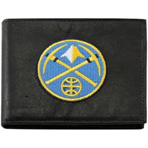 NBA Denver Nuggets Embroidered Leather Billfold ()