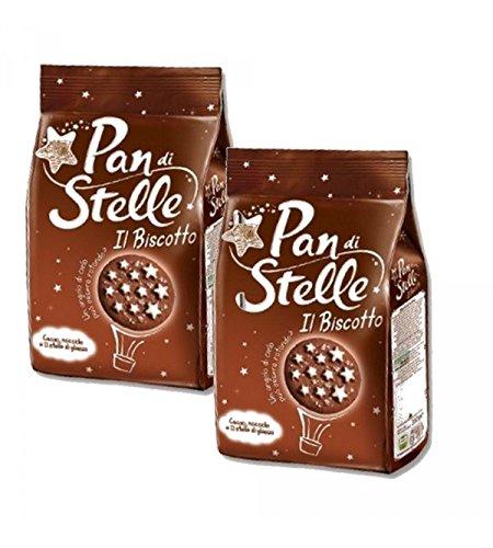 Mulino Bianco - Biscuits Pan di Stelle 350gr x2: Amazon.es: Alimentación y bebidas