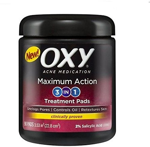 oxy acne treatment pads - 7