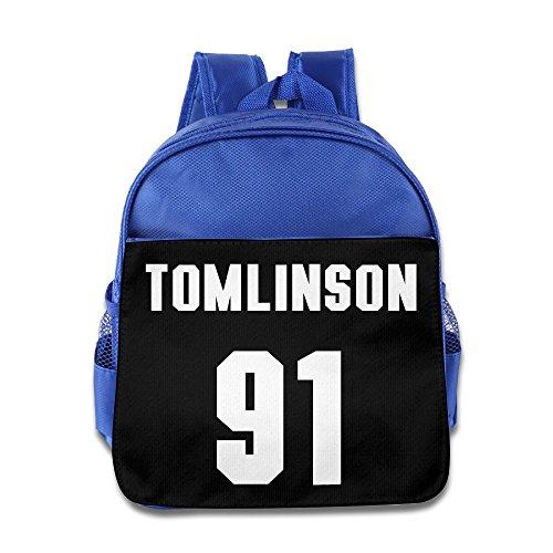 Logon 8 91 Louis Fashion School Backpacks RoyalBlue For 3-6 Years Olds Boys]()