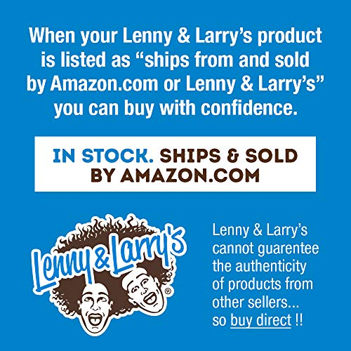 Lenny & Larry's The Complete Cookie Snack Size, Chocolate Chip, Soft Baked, 8g Plant Protein, Vegan, Non-GMO 2 Ounce Cookie (Pack of 12) 7