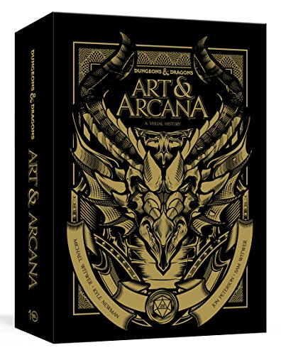 Dungeons and Dragons Art and Arcana [Special Edition, Boxed Book & Ephemera Set]: A Visual History ()