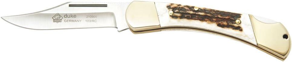PUMA Coltello zebranholz Nicker COLTELLO DA COLLEZIONE Coltello da cintura coltello da caccia 312609 NUOVO