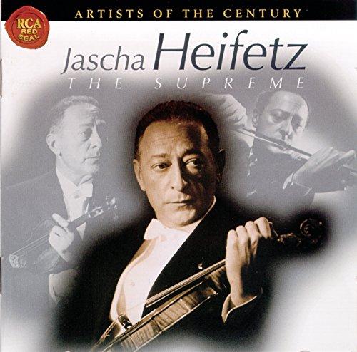 Artists Of The Century: Jascha Heifetz