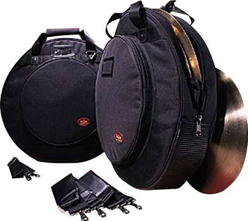 (Humes & Berg Galaxy GL526DIV 22-Inch Cymbal Bag with Padded)