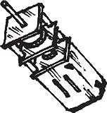 "6VDC 45 RPM Pinky Finger Sized Gear Motor 1"" Long"