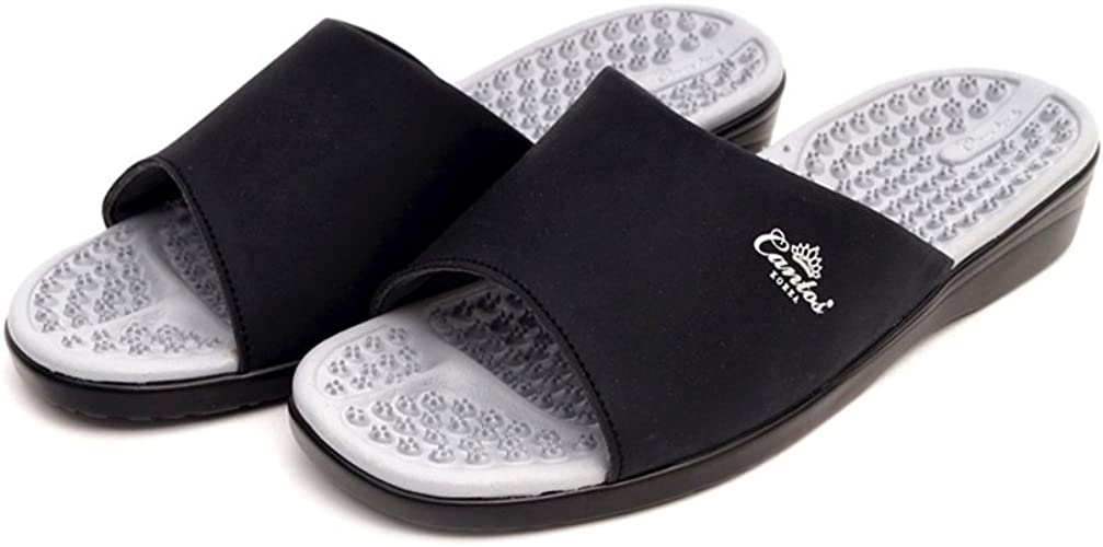 Cantos New acupuncture acupressure Reflexology phylon foot massage shoes CTV-1R