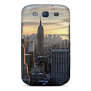 Series Skin Case Cover For Galaxy S3(aerial View Of The Empire State Building)