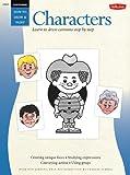 Cartooning: Characters with Don Jardine, Don Jardine, 1560100303