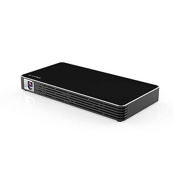 Electz Mini Proyector Bluetooth Inalámbrico, Soporte de ...