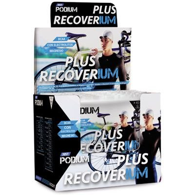 Just Podium I-Glutamina Plus Recoverium - 500 gr