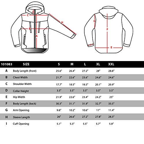 Condor aegis Hardshell Jacket Olive Drab Size XL