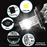 CICMOD LED Motorcycle Headlight H4 Hi/Low Beam