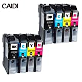 Oyat Ink 8 Pack Compatible Ink Cartridge LC203XL LC203 XL LC-203XL Replacement for Brother MFC-J480DW MFC-J4620DW MFCJ5720DW MFC-J4420DW MFC-J680DW MFC-J885DW (2 Black, 2 Cyan, 2 Magenta, 2 Yellow)
