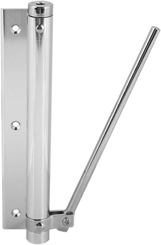 Cierrapuertas, Acero inoxidable Cierre automático de puertas con clasificación contra incendio, para uso doméstico o comercial