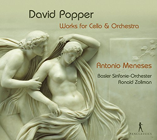 - David Popper: Works for Cello and Orchestra