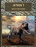 Jayden s Jurassic Notebook