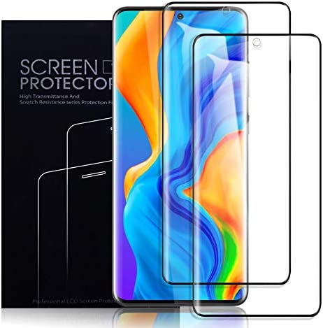 KCEN [2 Pack] Screen Protector for Samsung Galaxy S20 Plus, [Full Coverage] [Anti-Scratch] [Ultrasonic Fingerprint Support] [Case Friendly] HD Clear Screen Protector for Samsung Galaxy S20 Plus 5G