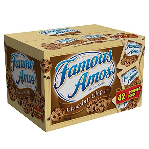 Famous Amos Chocolate Chip Cookies (2 oz., 42 - Chocolate Cookies Amos Famous