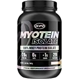 XPI Myotein Isolate (French Vanilla) 2LBS – Whey Protein Isolate – The Best Whey Protein Isolate Protein Powder Review