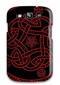 New Style KarenStewart Occult Premium Tpu Cover Case For Galaxy S3