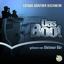 Das Boot Hörbuch von Lothar-Günther Buchheim Gesprochen von: Dietmar Bär