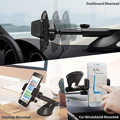 cheap for discount 0ff4d e1bd7 Spigen Kuel AP12T Premium Car Mount Holder Auto One Touch for ...