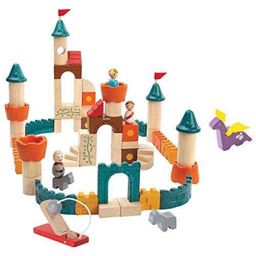 Building Blocks Plan (Plan Toys Fantasy Blocks Building Kit)
