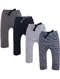 Baby Girls' Organic Cotton Pants