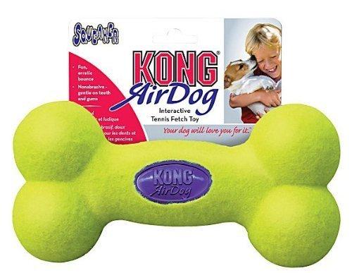 Energetic Kong Air Dog Medium Squeaker Bone [E93548] Cleva LF3 Edition