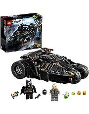 LEGO 76239 DC Batman Batmobile Tumbler: Scarecrow Krachtmeting Speelgoedauto met Batman en Scarecrow Minifiguren, voor Kinderen van 8+