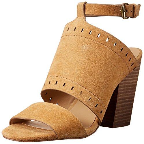 Joes Femme Jeans Tan Sandales Robe Christie