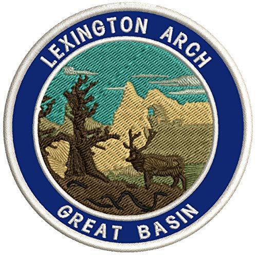 Explore Great Basin National Park Lexington Arch 3.5