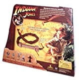 Indiana Jones Sound Effects FX 3 Feet Long Soft Whip with Bonus 7 Minute Indiana Jones Greatest Adventures DVD