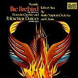 Stravinsky: Firebird Suite & Borodin: Polovtsian