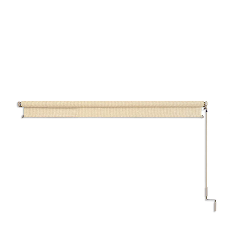 Amazon.com: Crea una cortina de rodillo exterior, bloquea un ...