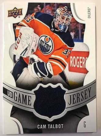 new concept 5a531 f29e3 Amazon.com: 2018-19 Upper Deck Game Jersey Relics Hockey ...