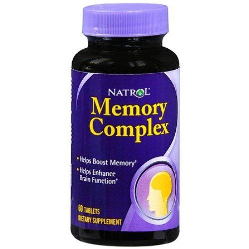 Memory Complex Tablets 60 (Natrol Memory Complex - 60 Tablets)