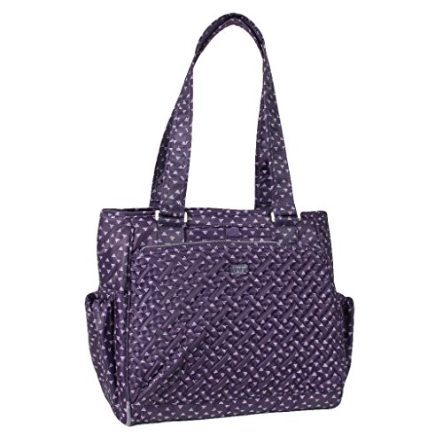 Lug Women's Cabby Rfid Shopper Travel Tote, Triangle Concor, One Size