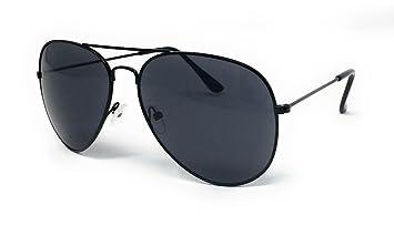 27814143a4 Eyewear World Black Metal Frame Sunglasses