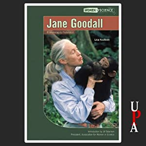 Jane Goodall Audiobook