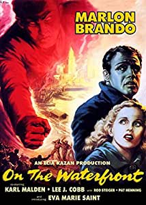 On the Waterfront POSTER Movie (11 x 17 Inches - 28cm x 44cm) (1954) (Style D)