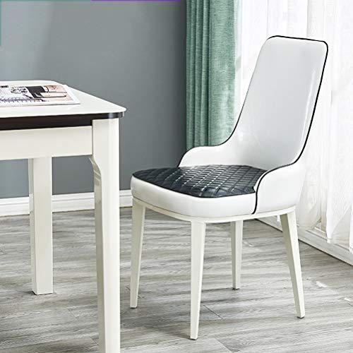 Amazon.com: LRZS-Furniture - Silla de comedor nórdica ...